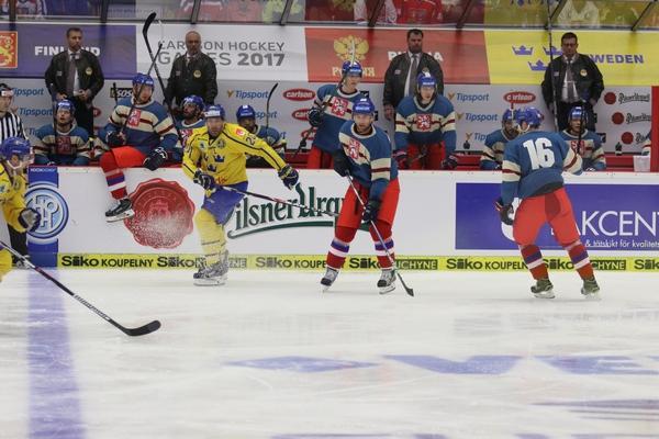 CZE–SWE 8:4 – Češi rozmetali Švédy a vyhráli Carlson Hockey Games