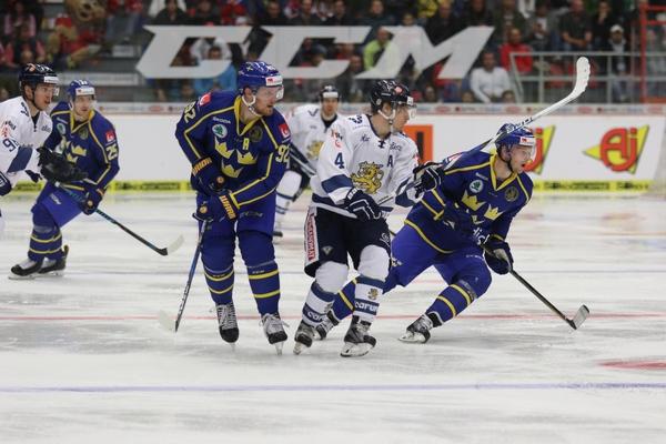 SWE–FIN 2:3 – Finsko udeřilo ve třetí části a skončilo druhé