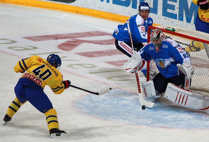 Švédsko obhájilo prvenství na Karjala Cupu