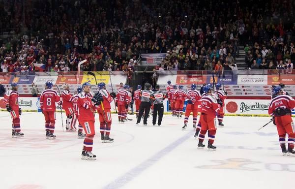 Carlson Hockey Games odstartováno, České Budějovice znovu ožily hokejem