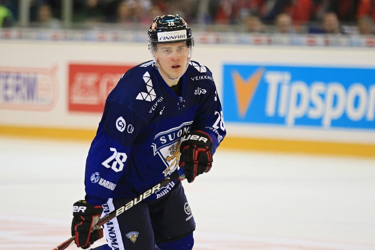 Brno se mi líbí, cítím se tu trochu jako doma, říká finský talent Henri Jokiharju