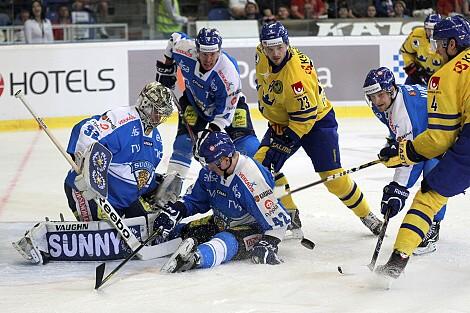 Severské derby vyznělo lépe pro Finsko, které zároveň vyhrálo České hokejové hry