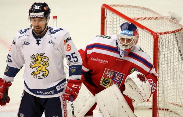 FIN - CZE 5:2: Češi prohráli i druhý duel na švédském turnaji, Finsko zápas rozhodlo v přesilovkách