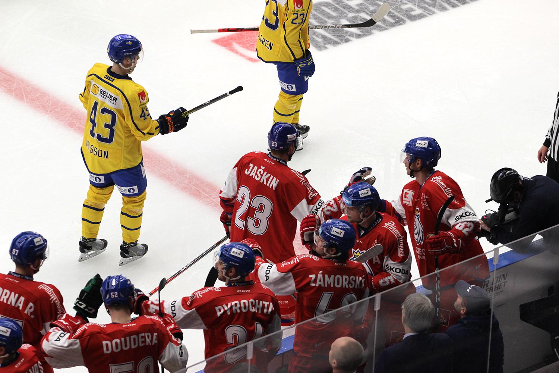 Češi přehráli Švédsko a vykročili vítězně do nové sezóny