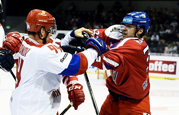 CZE – RUS 2:1: Třetí výhra v řadě, Češi ovládli domácí turnaj bez ztráty bodu!