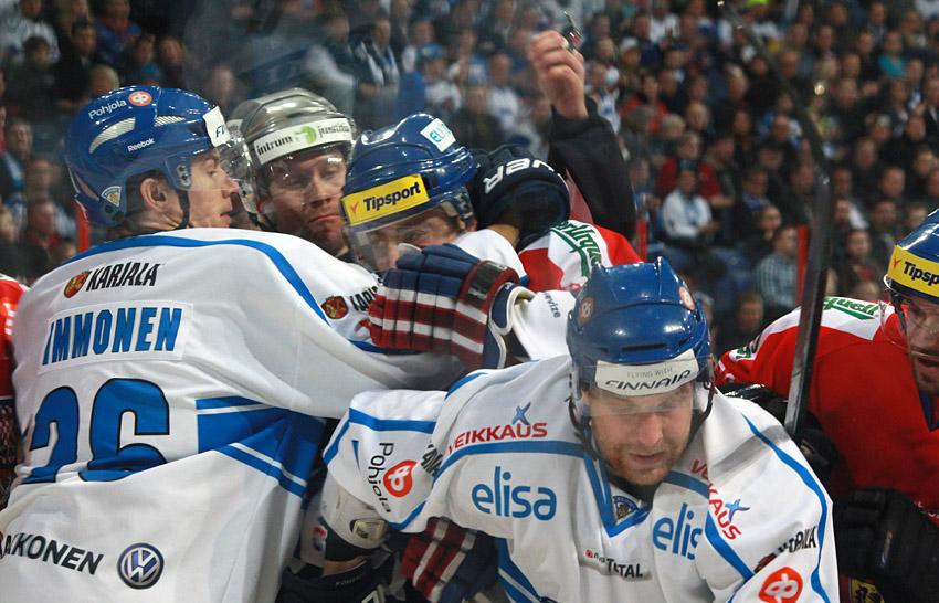 Finové vsadí při domácím turnaji na zkušenost
