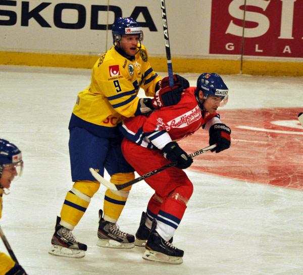 Švédsko – Česko 1:2sn
