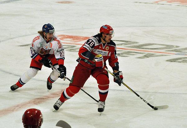 Česko - Rusko 4:0