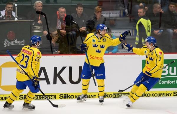<b>Švédsko gól</b><br>